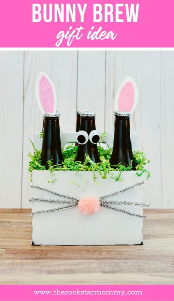 Bunny Brew Easter gift idea - TheRockstarMommy.com