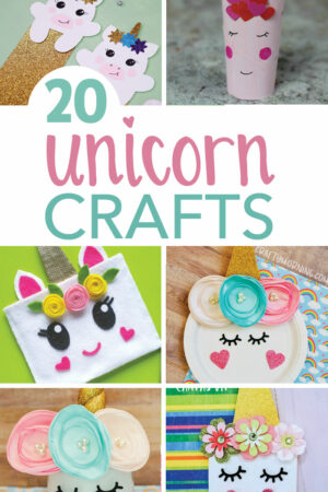 Easy Unicorn Crafts - The Rockstar Mommy