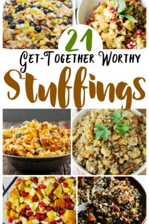 The Best Thanksgiving Stuffing Recipes - The Rockstar Mommy
